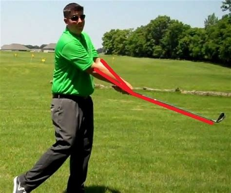 best way to improve golf swing best way to improve your finish position in a golf swing