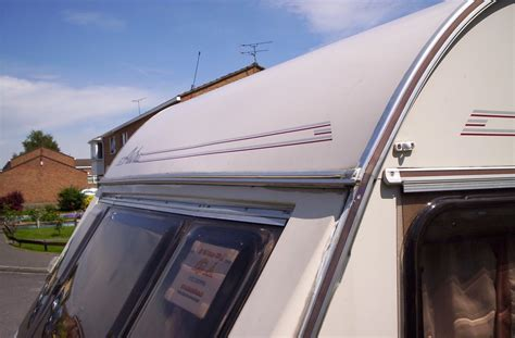 caravan awning rail repair wizards caravan repair