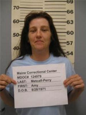 Arrest Records Portland Maine Deane Metcalf Perry Inmate 124979 Maine Doc Prisoner