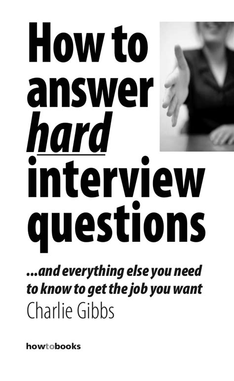 book ii getting the internship you want how how to answer questions and everything else you need t