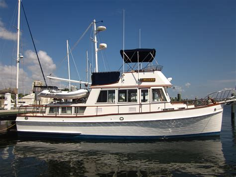 best cruising yacht top 10 reasons grand banks trawlers are the best cruising