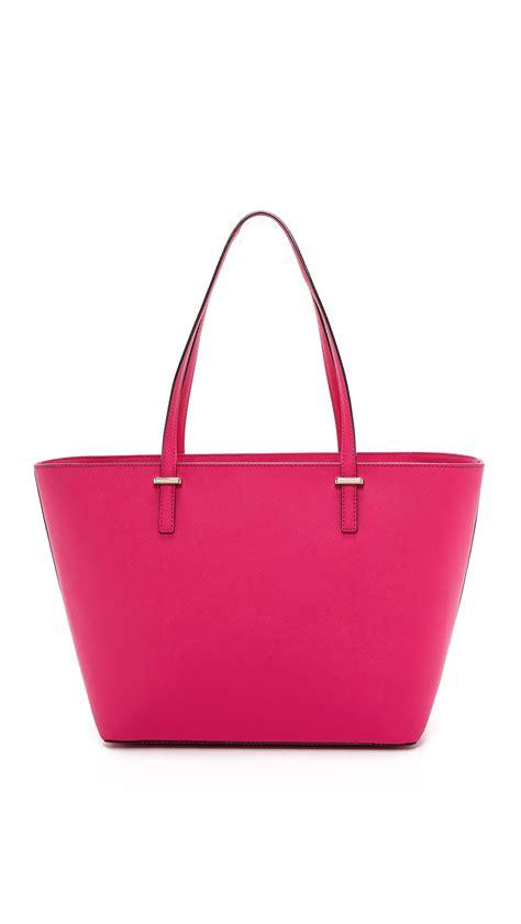 Kate Spade Pink lyst kate spade new york kate spade new york sweetheart pink in pink