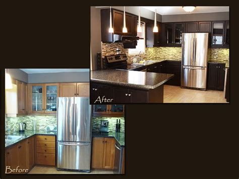 painting oak kitchen cabinets espresso 78 best images about oak refinished on pinterest oak