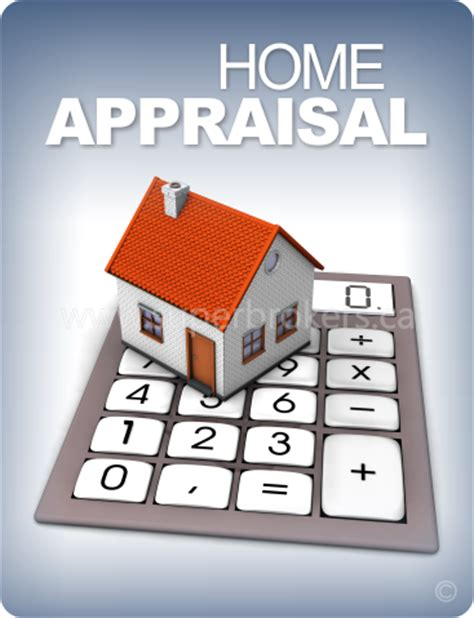 why do you need a home appraisal brokers by tmg