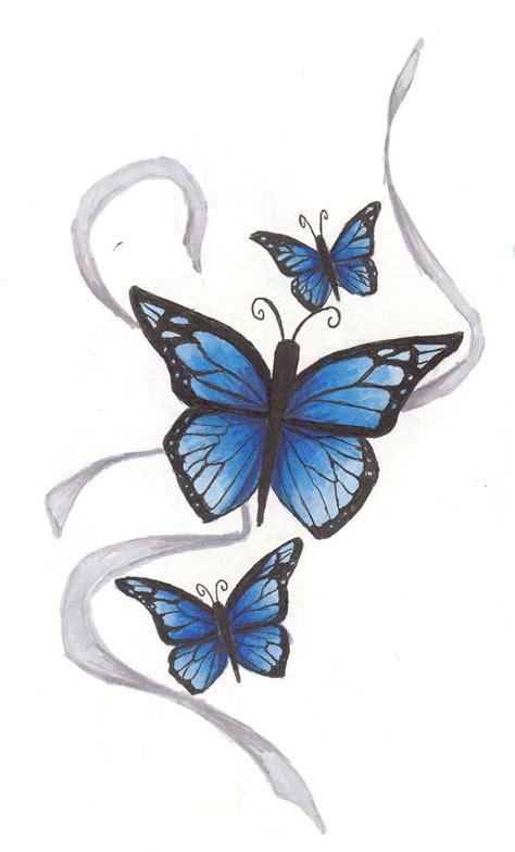 ink tattoo butterfly tattoo  megan welch