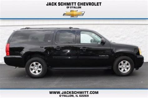 security system 2013 gmc yukon xl 1500 seat position control buy used 2013 gmc yukon xl 1500 slt in 127 regency park ofallon illinois united states for