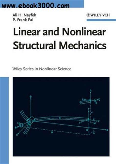 structural mechanics a unified approach books linear nonlinear structural mechanics free ebooks