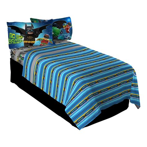 lego comforter set twin lego batman twin sheet set at a low price