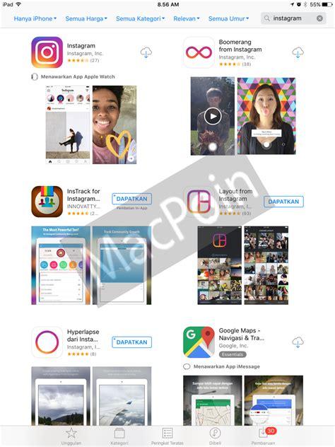 cara membuat aplikasi ios sendiri cara install aplikasi ios for iphone only ke ipad macpoin