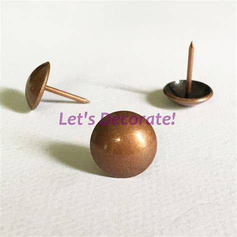 Copper Upholstery Nails by Popular Copper Upholstery Nails Buy Cheap Copper