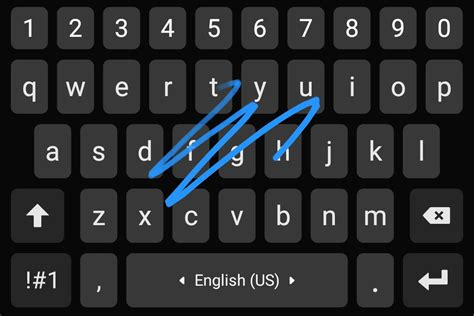 how to enable swipe typing on samsung galaxy s10 keyboard phonearena
