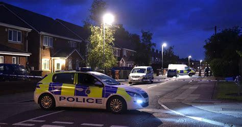 kirkby news man shot in kirkby last night liverpool echo
