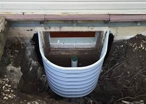 basement window well drainage window accessories premium waterproofing inc