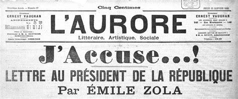 J?accuse: The Dreyfus Affair in historical newspapers