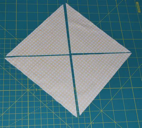 Triangle Square four at a time half square triangles the piper s