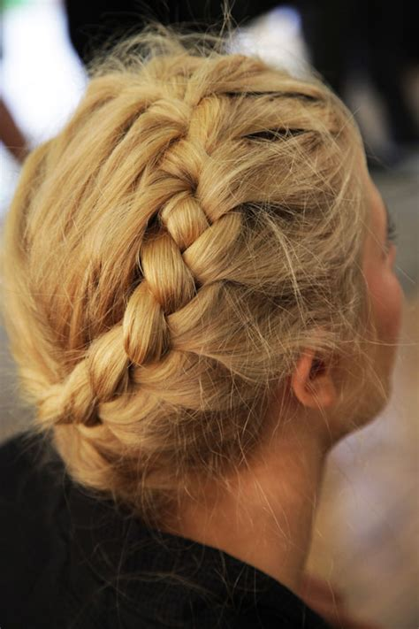 pictures of cute hairstyles with braids all around with black people chanel wedding hairstyles 2013 weddingguideline