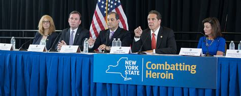 Detox In New York State by Governor Cuomo And Legislative Leaders Announce Agreement
