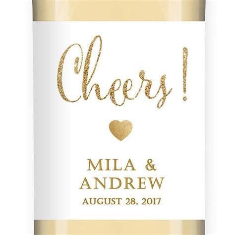Wedding Wine Label Ideas