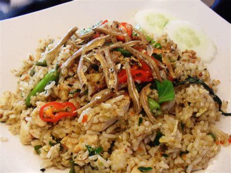cara membuat nasi goreng ikan bilis resep nasi goreng kung favoritnya orang indonesia