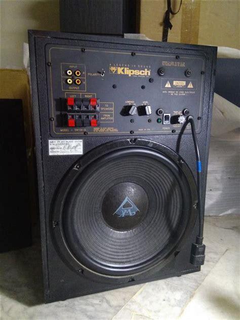 Speaker Subwoofer Malaysia drife audio usj malaysia not available klipsch sw10