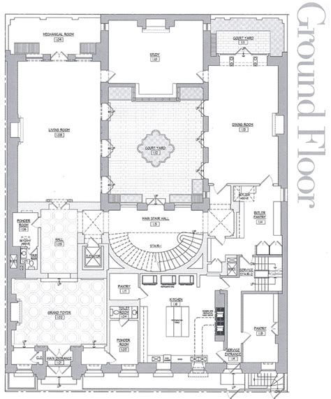 woolworth mansion floor plan woolworth mansion floor plan meze blog