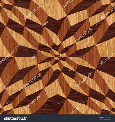 decorative geometric design abstract decorative wooden textured geometric mosaic stock