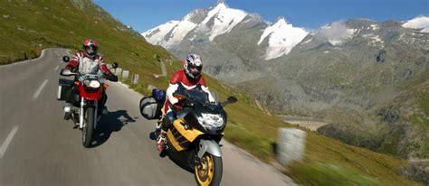 Motorrad Fahren Alpen by Alpen Motorradtouren G 252 Nstiger In Den Motorradurlaub