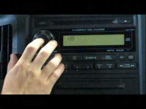 service tip: radio code youtube