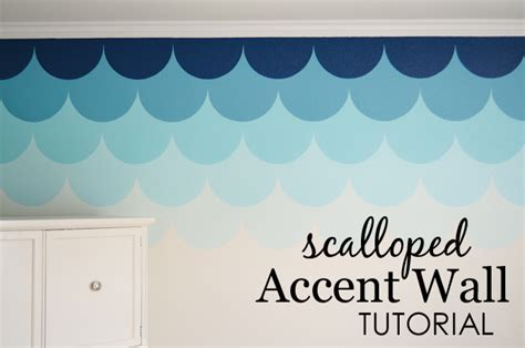 ten walls tutorial diy infused girl s room project nursery