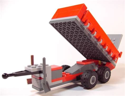 lego boat and trailer instructions lego city 7684 pig farm and tractor i brick city