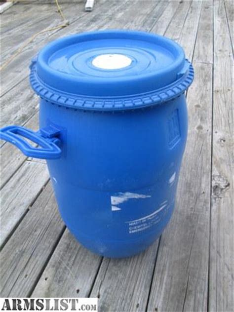 10 Gallon Barrel - armslist for sale 10 gallon storage barrel