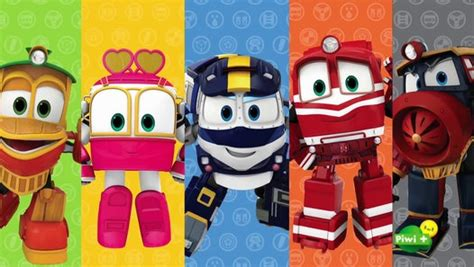 film robot dessin animé robot trains dessin anim 233 entier piwi episode 1 l
