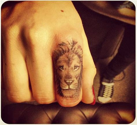 lion tattoo on finger meaning top 10 cool lion tattoos you can sport too beautiful