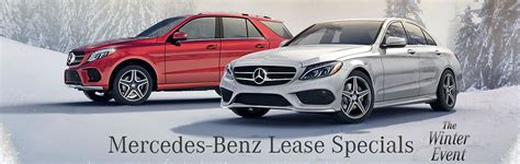 mercedes lease specials what is santa driving in new mercedes commercial