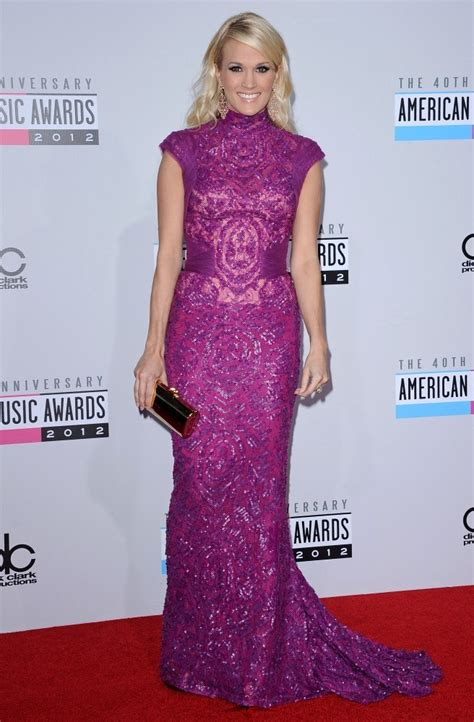 music awards 2012 video carrie underwood photos photos american music awards