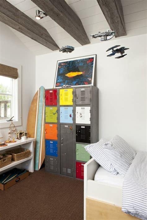 kids lockers for bedrooms 10 ideas to use lockers as kids room storage kidsomania