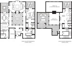 Moroccan Riad Floor Plan two bedroom riad private residence four seasons resort