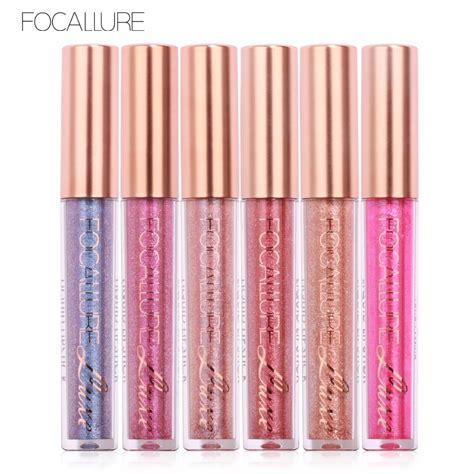 Lip Liquid Matte Lipstick Liquid Matte Lipstick E010 focallure 6 colors liquid matte lipstick cosmetics makeup lip lipsticks metallic lip gloss stick