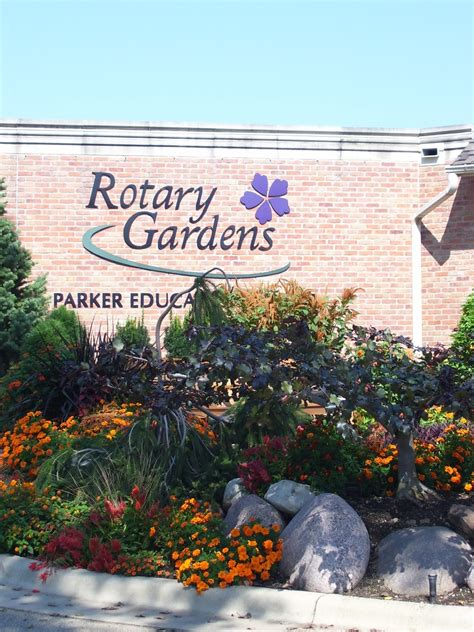Rotary Botanical Gardens Janesville Wi Talking To Plants Rotary Botanical Gardens In Janesville Wi