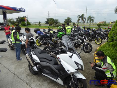 philippine motorcycle yamaha big bike tour invades ilocos motorcycle philippines