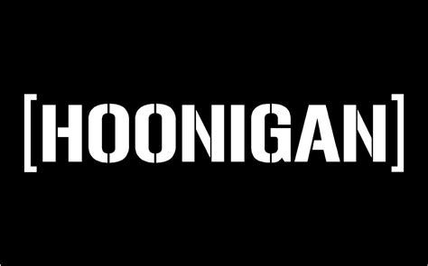 hoonigan sticker hoonigan decal any size and color vinyl car window tuning jdm