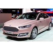 Ford Mondeo Vignale  And Lincoln Cars For 2017 2018 New