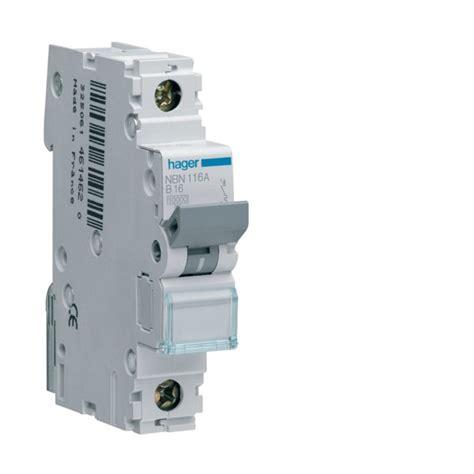 Murah Mcb 1 Phase 1phase 1pole 50a 63a Merk Abb hager 10ka quot b quot curve single pole miniature circuit breaker 10