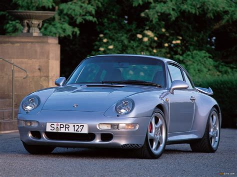 1995 porsche 911 turbo images of porsche 911 turbo 3 6 coupe 993 1995 98