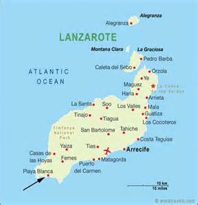 flamingo resort map lanzarote playa blanca map map of playa blanca and travel guide from wordtravels