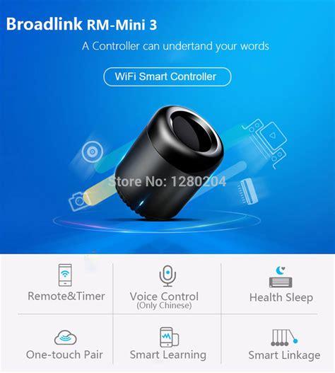 Broadlink Rm Pro Mini 3 Smart Home Controller Automation Broadlink Rm Pro Rm03 Rm Mini 3 2017 New Version Smart Home Universal Intelliget Ir Rf Wifi