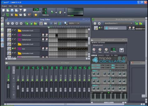 fl studio free download full version linux free lmms multimedia software for download