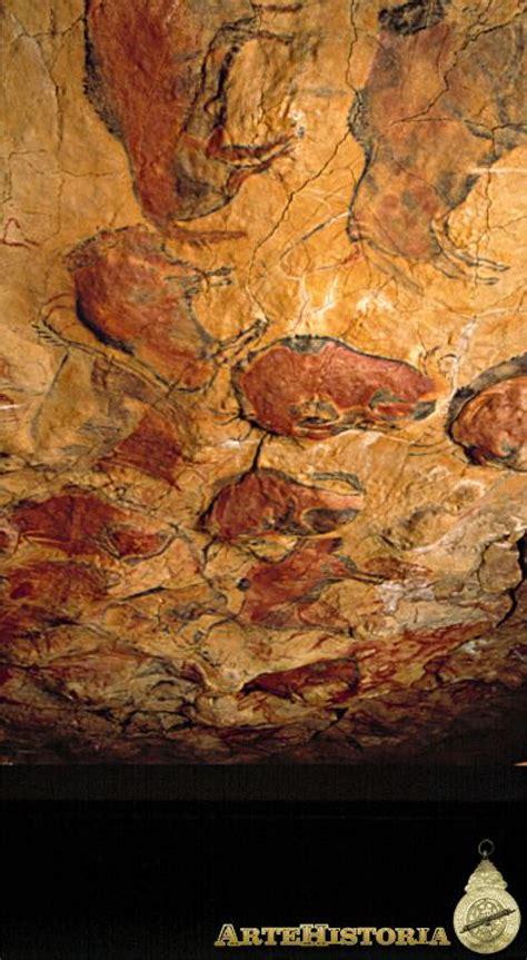altamira neocueva techo de policromos artehistoriacom