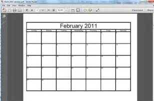 customize calendar template tutorial on how to make a free printable blank calendar