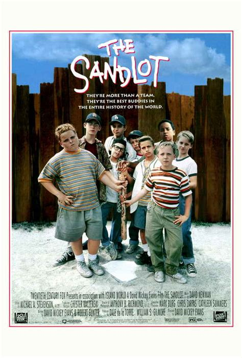 the sandlot the sandlot posters from poster shop